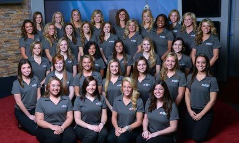 2014 Indianapolis 500 Festival Princesses