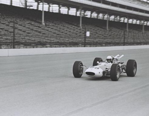 Parnelli in a Lotus