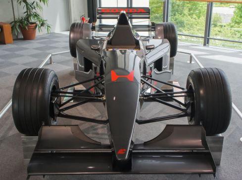 1996 Honda design that never raced